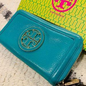 Tory 👗Burch continental zip wallet